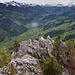Gipfel Chienhorn