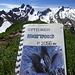 Der Hauptgipfel der Marwees hat seit heute ein Gipfelbuch! Danke [u Ivo66] für das schöne und kunstvoll gestaltete Buch!