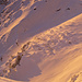 Der Rossbodengletscher wird geföhnt.