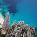 Sardiniens berühmteste Felsnadel von oben, Punta Caroddi