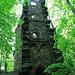 Lausker Schanze, künstliche Ruine