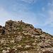 Am Arcu Gennargentu, Blick zur Punta Paulinu