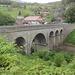 Brücke bei Les Clées