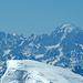 Glasklar bis ins Montblanc-Massiv