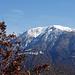 Im Süden der Monte Gambarogno, 1734m