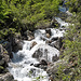 Wasserreicher Seitenbach