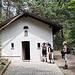 Die Kapelle der Sainte Marguerite, der Schutzheiligen der Bissen
