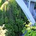 [http://de.wikipedia.org/wiki/Salginatobelbr%C3%BCcke Weltmonument Salginatobelbrücke] von Robert Maillart. <br />Für mich erstaunlich, dass diese Betonbrücke schon 1930 erstellt wurde.