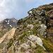 Cresta che porta dal Passo San Jorio al Monte Albano