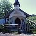 Die Kapelle an der Rietzau-Alm