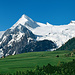 Das Kitzsteinhorn aus der Ferne - ein schöner Berg!