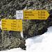 Abstieg über Zienzhischinu im Winter nicht zu empfehlen. Lawinengefahr.
