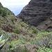 oberster Teil mit dem Ausstieg aus dem Barranco