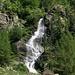 Wasserfall Blyschbach / Wänge