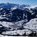 Vue sur la Lenk, Betelberg, Wildhorn et sommets du Saanenland