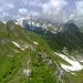 Das letzte Drittel des Golmer Höhenweges bis zur Geißspitze