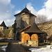 Interior Manastirea Moldovita