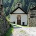 Kapelle  in Monte di Pedree