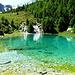Der beschauliche Lac Bleu!