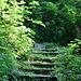 unendlich viele Treppenstufen ...