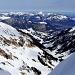 Ladholzsattel: vue sur le Diemtigtal et la chaîne du Stockhorn