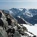 Blick vom Oberalpstock gegen Osten