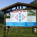 Da fällt die Wahl schwer ... Ausgangspunkt für lohnende alpine Ziele und auch 'nur' Hüttentouren - der Wanderparkplatz kurz vor Plangeroß im Pitztal