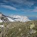 Blick vom Madrisajoch nach Westen (Schweiz)