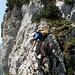 ADI's Karwendel-Kletterpotschn sind halt top...