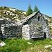 Alpe d'Albezzona - einige Häuser sind in sehr gutem Zustande