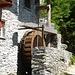 Vergeletto - alte Mühle und Sägerei