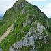 Weiterer Gratverlauf vom Turm zum Teysachaux