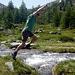 Il guado volante, disciplina contemplata nel torrentismo secondo il metodo [u lebowski]