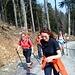 Damenkränzchen auf dem Weg zum Großen Riesenkopf