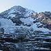 Mönch von der Anfahrt zum Jungfraujoch
