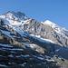 Jungfrau von der Anfahrt zum Jungfraujoch