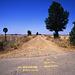 Frómista - Calzadilla de la Cueza, 30. Juli: mehr als die Hälfte der Strecke nach Calzadilla de la Cueza auf der römischen Vía Aquitana ist geschafft.