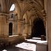 Frómista - Calzadilla de la Cueza, 30. Juli: Kreuzgang des Real Monasterio de San Zoilo in Carrión de los Condes.