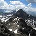 Blick vom Gipfel zum Sulzkogel