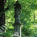 Knížecí (Fürstenwalde), Statue