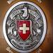 Das Emblem des altehrwürdigen Schweizer Alpenclub SAC