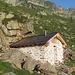 Alp de Agnon, ein lauschiges Rifugio