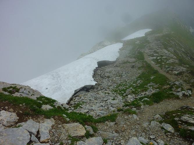 Bild der Schneehöhle