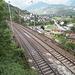 Ferrovia nei pressi della stazione di Preglia - Crevoladossola