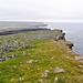 Blick nach Osten auf die Südküste. Die Ähnlichkeit mit dem Burren ist unverkennbar.