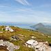 Auf den Tonacroaghaun, höchster Berg auf Achill Island. Bis kurz vor den Slievemor ist es für mich noch ein weiter Weg.