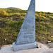 Denkmal für den ersten Mount Everest Besteiger aus dem County Denegal.