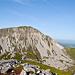Rückblick zum Errigal Mountain.