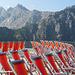 die Ruhe vor dem (An) sturm - Gipfelstation Kanzelwandbahn