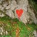 03.August 2008  Herz auf Stein